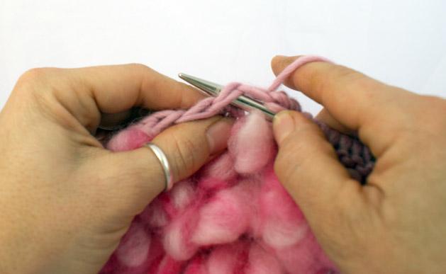 Bunnyhop Knit1