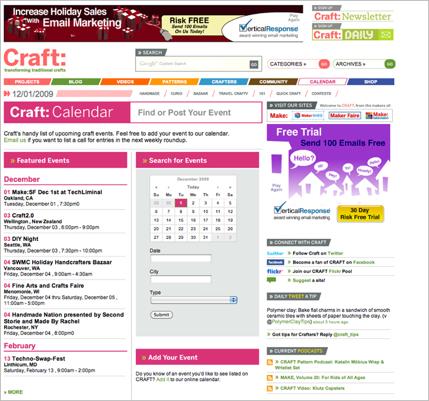Launchpost Calendar