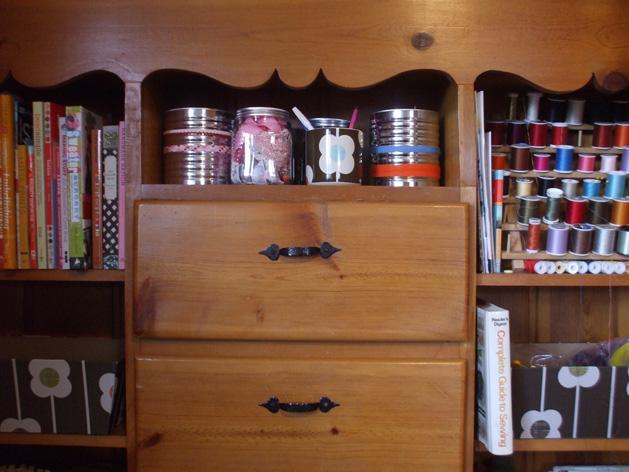 Craftroom Sbeal Shelves