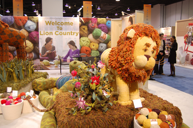 Cha2010 Lionbrand Lion