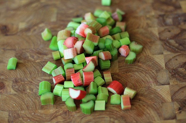 How To Freezefood Rhubarb Chopped