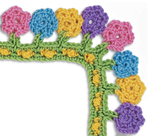 Crochetborders Sample
