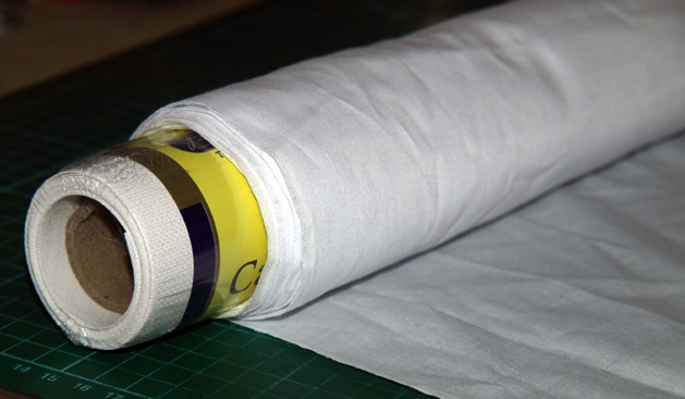 Fabric Printing Step1