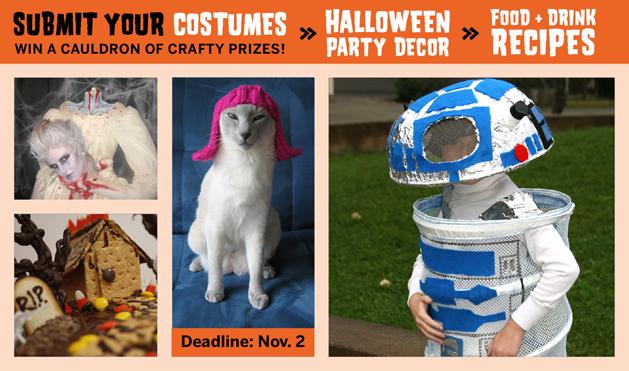 CRAFT Halloween Contest