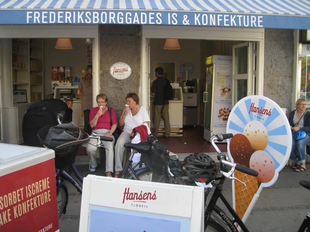 Copenhagen Hansens Flodeis