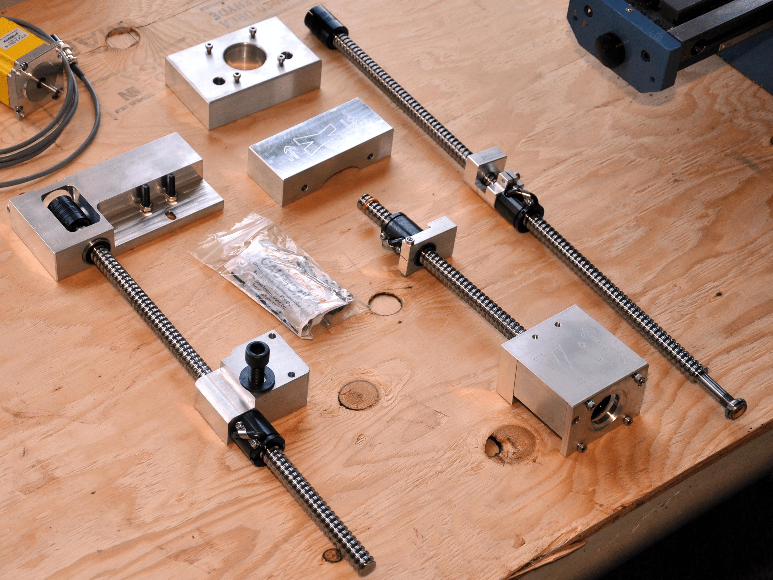 home cnc machine kit