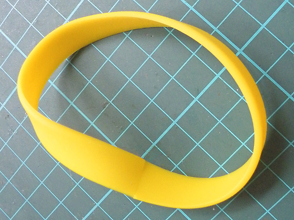 How To M 246 Bius Strip Wrist Band Make