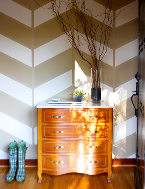 DIY chevron wall.jpg