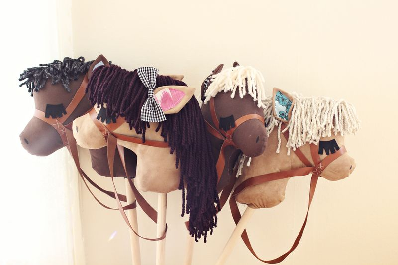 Stick Horse for kids