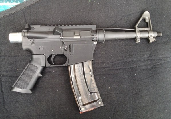 """To the best of my knowledge, this is the first 3D printed firearm (as per the definition in the GCA) in the world to actually be tested.  However, I have a very hard time believing that it actually is."" - HaveBlue"