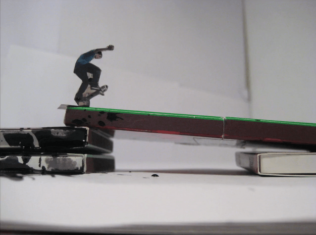 tilman singer skateboard animation