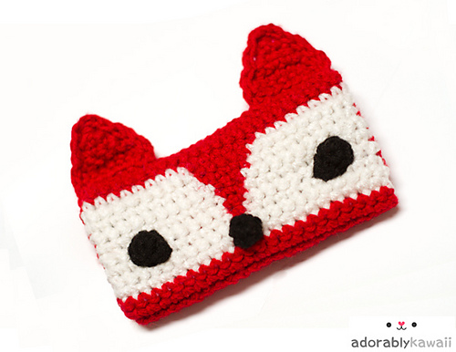 adorablykawaii_red_fox_phone_cozy
