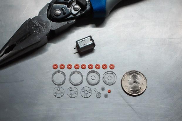 sample parts