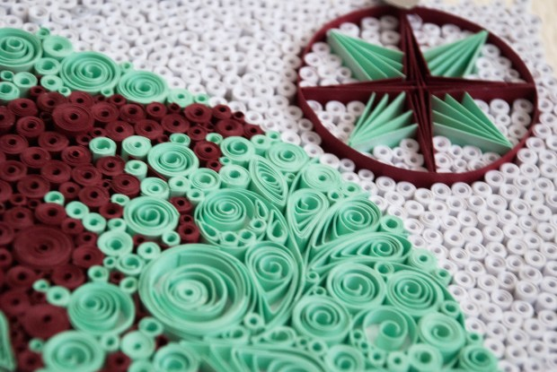 quilled map of the world4