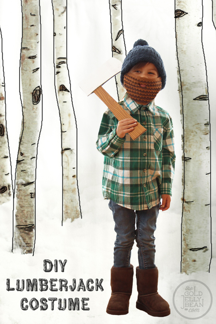 DIY-Lumberjack-Halloween-Costume
