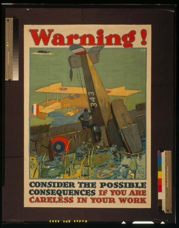 warning-consider