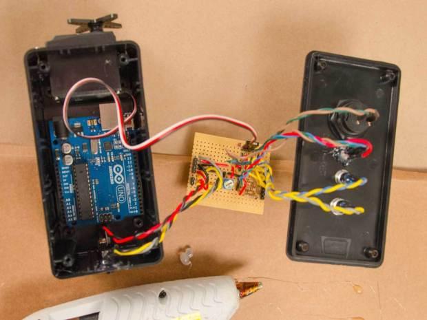 Mini Blind Minder circuit