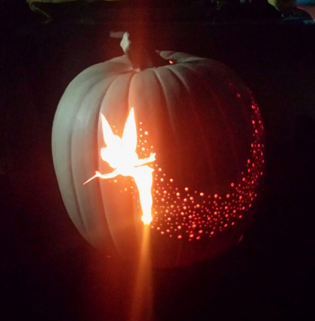 tinkerbell-pumpkin-1