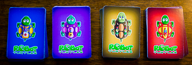 Robot Turtles 4 decks