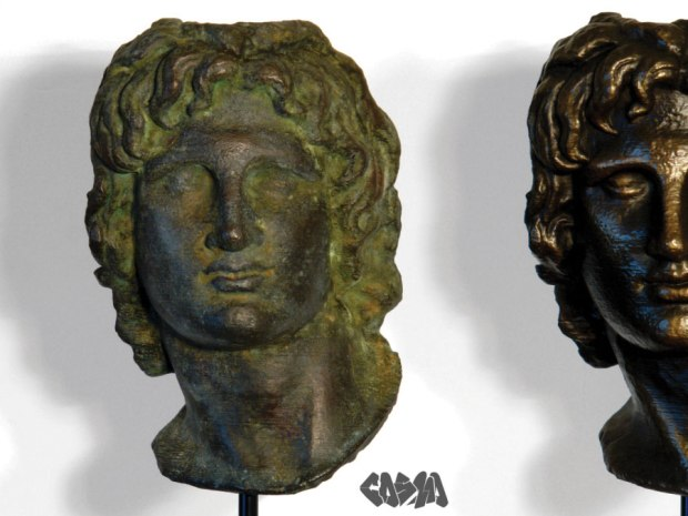 SIP06-Alternate-Reality-Patinas-Alexander-the-Great,-300,-3D-printed-life-size-by-Cosmo-Wenman