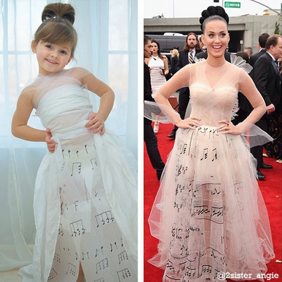 4-year-old-paper-dresses-3
