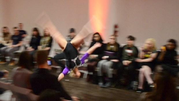 Cailyn aerial