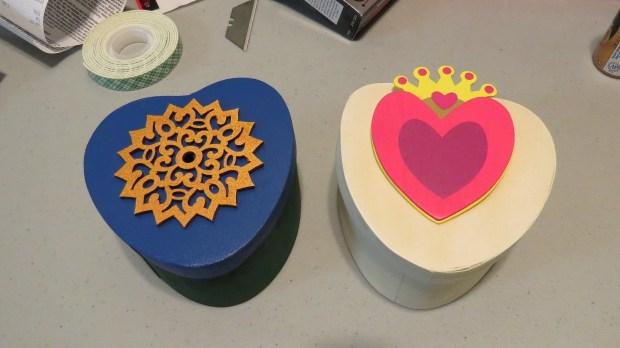 Add your own voice to make these boxes a personal Valentine.