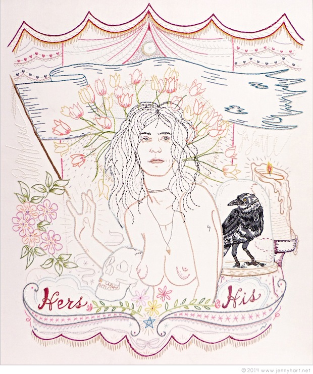 patti_smith_embroidery_jenny_hart