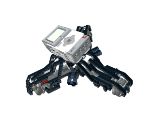 Agilis, a lego holonomic robot