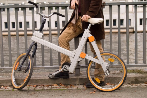 Do-It-Yourself Bicycle on Knowable