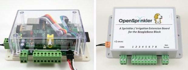 OpenSprinkler Pi and OpenSprinkler Beagle