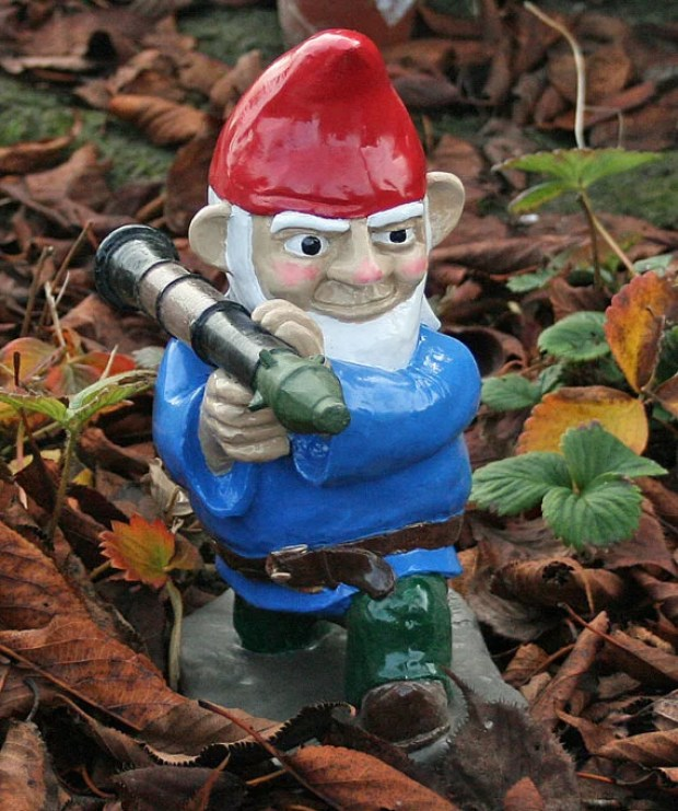 thorsson gnome rocket launcher