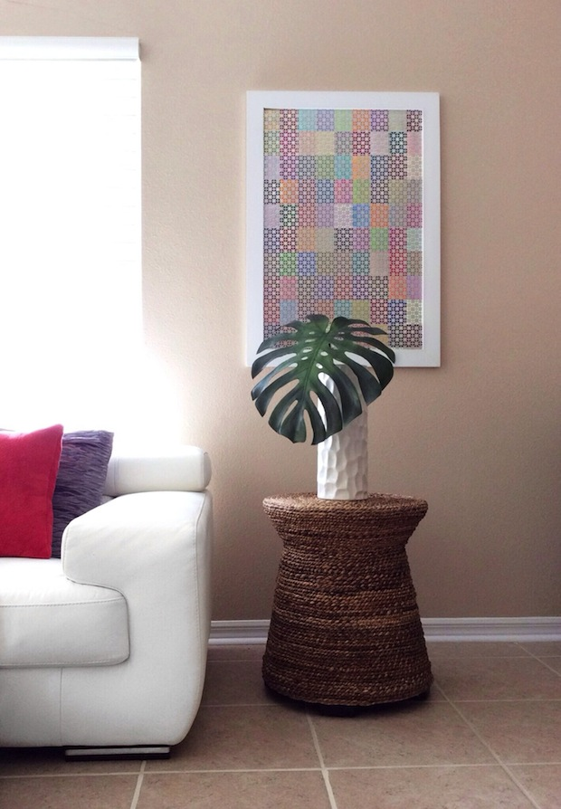 apartmenttherapy_patterned_paint_chip_wall_art
