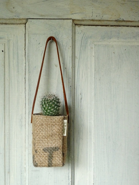 Upcycled-Coffee-Burlap-Planter-Bags-2