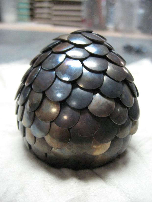 make your own dragon egg make