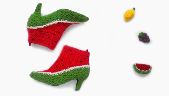 crocheted-fruit-shoes-2