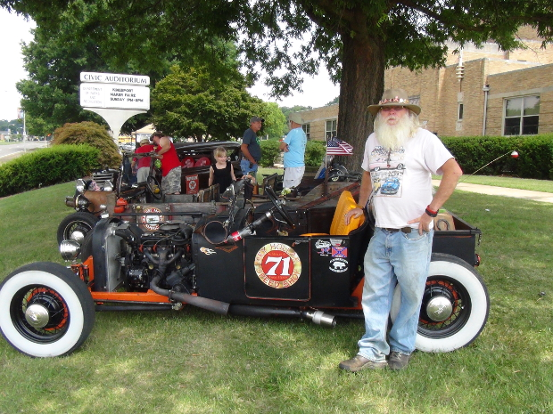 Lowell Carrolls Rat Rod