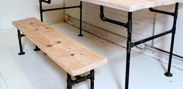 homemade-modern_wood_and_iron_bench_01