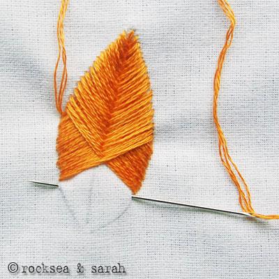 socksea_raised_fishbone_stitch
