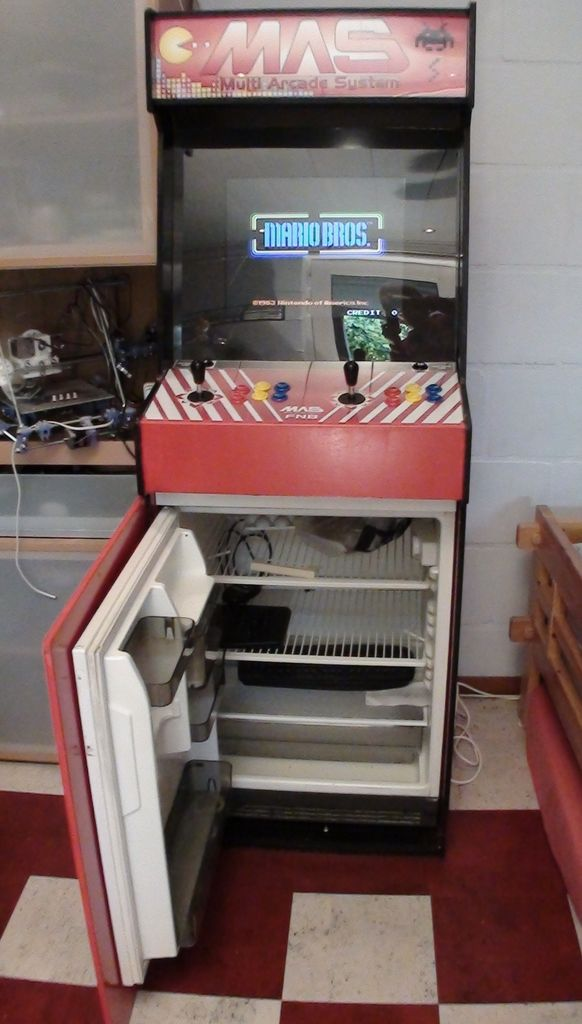 10 DIY Arcade Projects That Youll Want To Make Make
