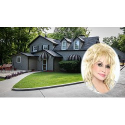 Small Crop Of Dolly Parton House Inside