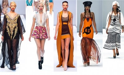 LONDON TV STARS FLOCK TO SOUTH AFRICA FASHION & CULTURE WEEK