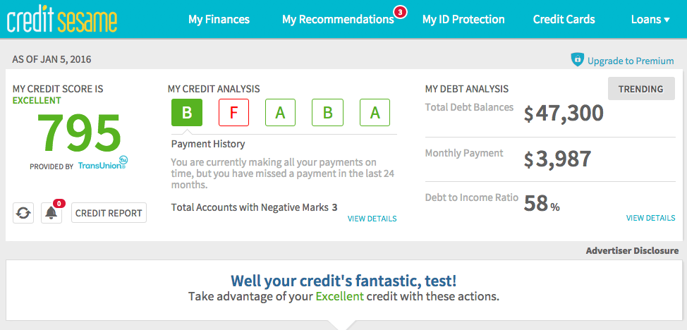 Get a Free Credit Report and Score (Honest)