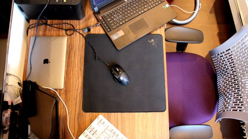 Medium Of Giant Mouse Pad