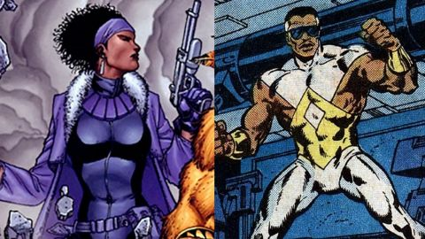 Luke Cage season 2 gets two more characters  Nightshade and     At least two more Marvel characters will join Luke Cage in season 2  Tilda  Johnson and John McIver  If you re a fan of the comics  you may know them  better