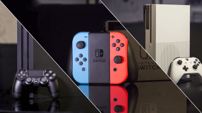 Xbox One S vs PS4 Pro vs Nintendo Switch: which is better? | TechRadar