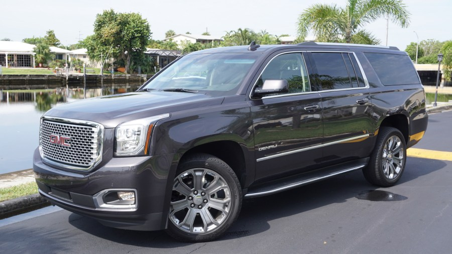 Gmc Yukon Xl Denali   New Car Release Information 2016 GMC Yukon XL Denali Review More of everything