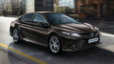 Toyota Camry 2017 Europa Toyota Camry Overview Luxury sedan Toyota Europe2018 Toyota Camry ...