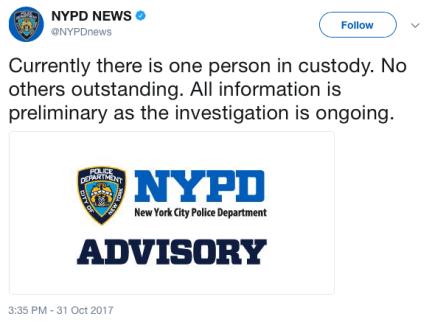 NYPDTweet