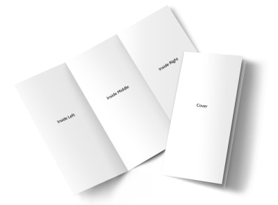 Blank Brochure Templates   MyCreativeShop Blank Canvas Tri Fold Brochure Template